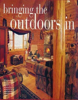 Country's Best Log Homes - July 1999