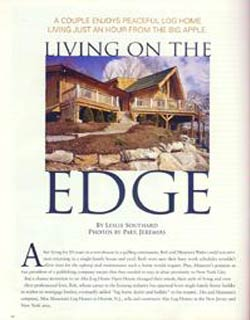 Country's Best Log Homes - January 2001