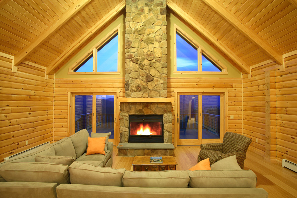Living Green | Alta Log Homes